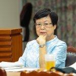 赴北京故宮任顧問 陸委會認定違法 馮明珠:回台後將主動說明