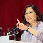 蔡英文:當選後會要求國會議長保持中立