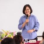 蔡英文承諾:民進黨不分區 至少1位環保立委