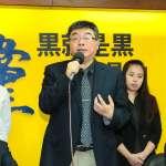 當不成國民黨不分區 邱毅可望列入新黨名單首位