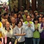 李應元呼籲政治人物帶頭「減香」 總統府:蔡英文樂於這樣做