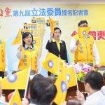 徐欣瑩拼立委連任 民國黨今公布4立委參選人