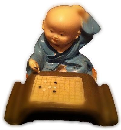 圍棋鍛練腦力,對兒童的幫助尤其明顯。