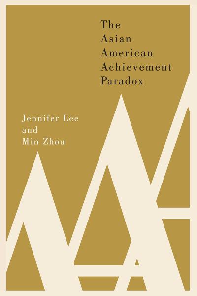 《亞裔美國人的成就悖論》書影。