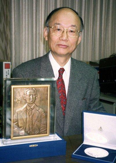 榮獲2015年諾貝爾醫學獎的得主之一,大村智。(美聯社)