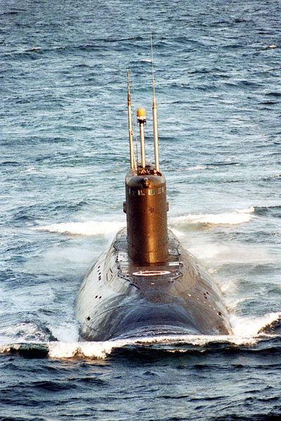基洛級潛艦。