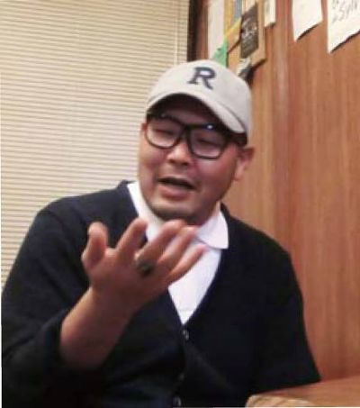 坂根貴志,在てんぐ附近購屋的公務員,てんぐ資歷30年,「京都市民不是應該都有自己的私房烏龍麵店嗎。」