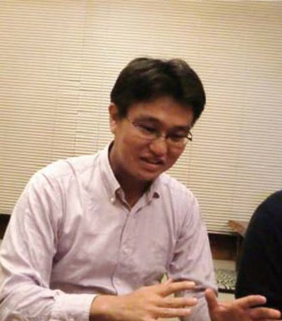 篠本暁人,「方圓500公尺」編輯,てんぐ資歷20年,「總有一天要出てんぐ的專刊。」