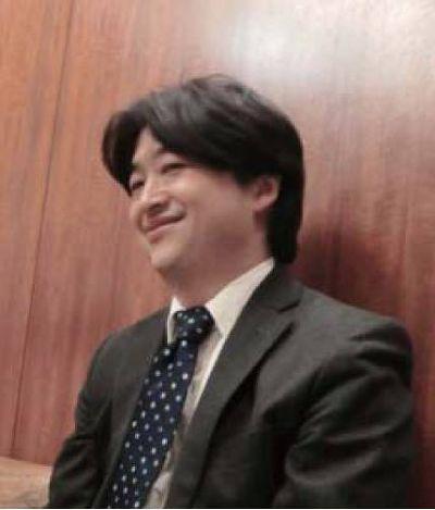 韓問一,中國裔日本職員,てんぐ資歷15年,「並不是這麼喜歡烏龍麵,但是喜歡てんぐ。」