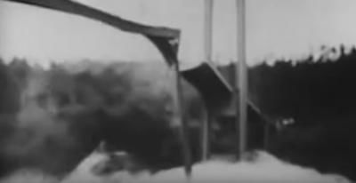 卡門渦列效應曾引發大規模公安事故,卻也成為綠能發明的契機。(圖/Vortex Bladeless@Youtube)