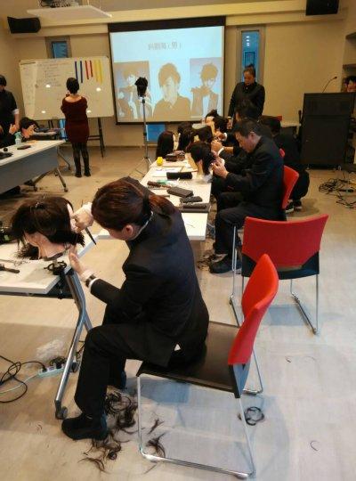 國內禮體師讓流程精緻化,連日本都訝異服務的細膩。(圖/龍巖提供)