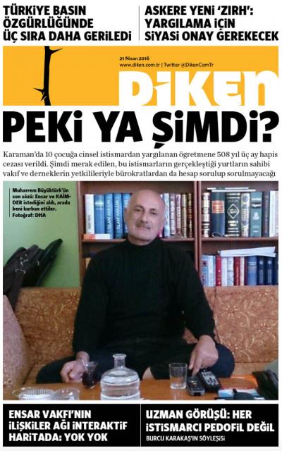土耳其孌童男教師被判508年「有期徒刑」。(翻攝網路)