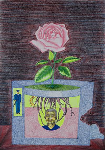 《司法界的玫瑰》(岡下香,1947~2008)