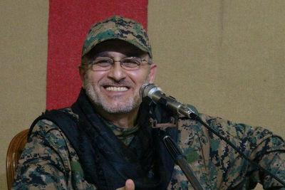 黎巴嫩激進組織「真主黨」(Hezbollah)軍事指揮官巴德瑞丁(Mustafa Badreddine)(美聯社)