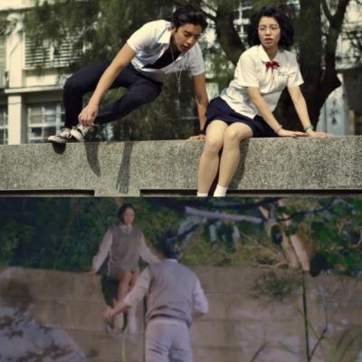 上圖:我的少女時代 / 下圖:我和我的十七歲(圖/fanily提供)