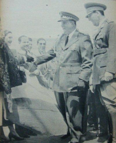 親美的尼加拉瓜前獨裁者索摩查。(圖/維基百科)