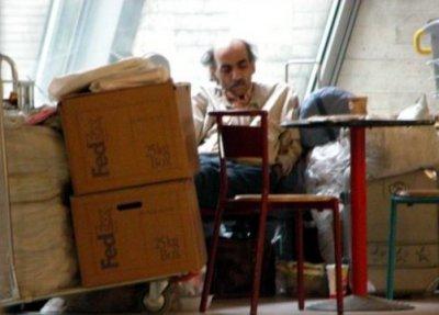 無國籍者邁爾漢久居戴高樂機場17年,為電影《航站情緣》故事藍本。(圖/維基百科)