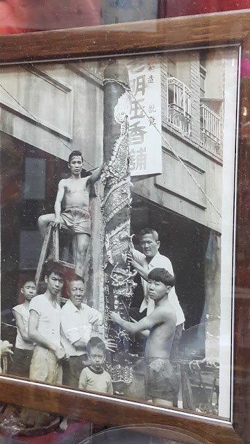 一層樓高的龍香(圖/取自Ramble Taipei 漫步台北)