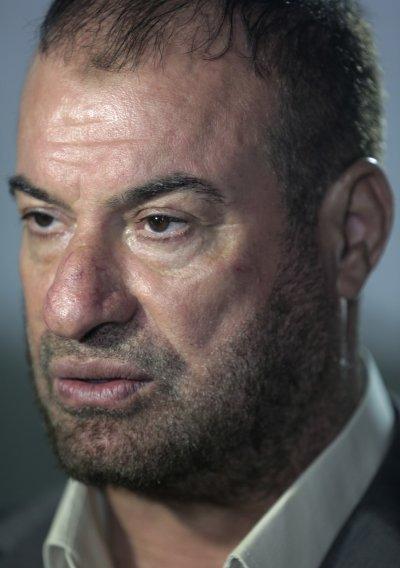 巴勒斯坦激進組織哈瑪斯(Hamas) 的領袖哈馬德(Fathi Hammad)(美聯社)