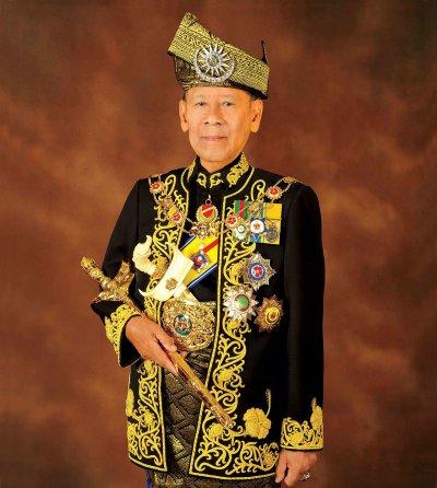 端姑·阿布都·哈林。(Majlis Daerah Sik@Wikipedia/CC0)