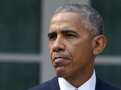 美國總統歐巴馬在他的歐洲行之前,也呼籲美國不可擁抱孤立主義。(美聯社)