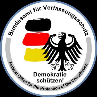 德國聯邦憲法保衛局的標誌。