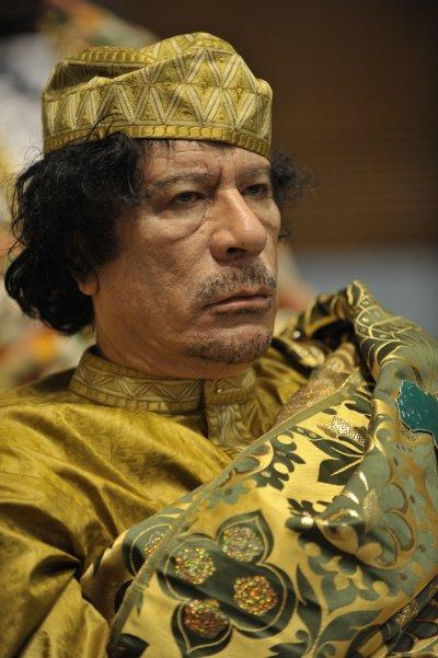 馬爾他媒體報導,一名劫機犯稱自己是前利比亞強人格達費的支持者。(圖/維基百科公有領域)