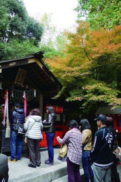 野宮神社(圖/健行文化提供)