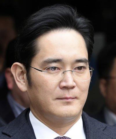 三星副會長李在鎔。(美聯社)