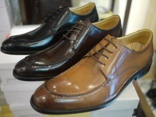 A.S.O德比鞋超輕雙核心腳床,前掌舒壓、後跟吸震,具有良好抗震力及雙倍緩衝性。(圖/A.S.O提供)