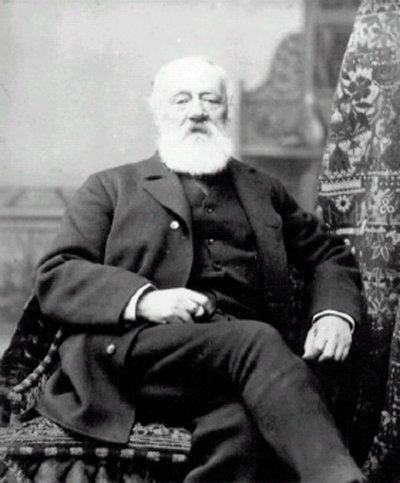 義大利的穆齊應為發明電話第一人,只是由貝爾先獲得專利。(圖/維基百科公有領域)