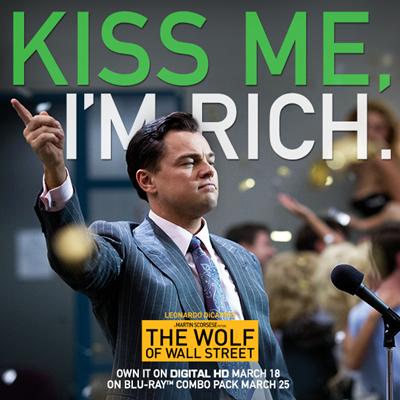 華爾街之狼(圖/取自Facebook粉絲專頁)