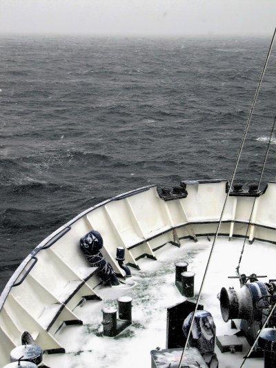 最後的海洋,羅斯海。(圖/時報出版提供)