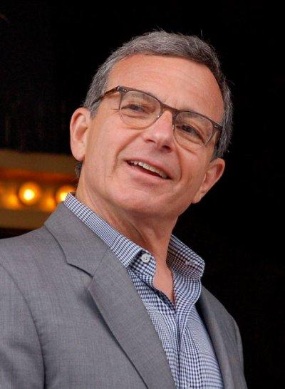 迪士尼現任執行長勞勃•艾格 (圖片來源/維基百科)