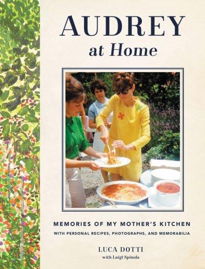 奧黛麗赫本的小兒子出版母親的家常菜食譜。(美聯社)