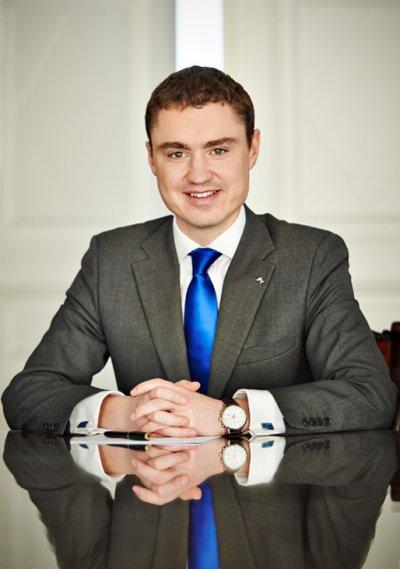 愛沙尼亞總理羅伊瓦斯。