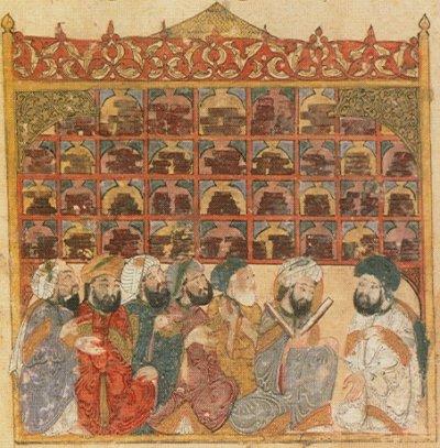 《智慧宮》描述伊斯蘭黃金年代的學術盛世。。(The Sky of Gene)