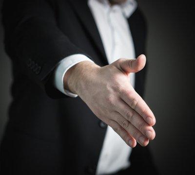 握手也有著深奧學問!(圖/Pixabay)