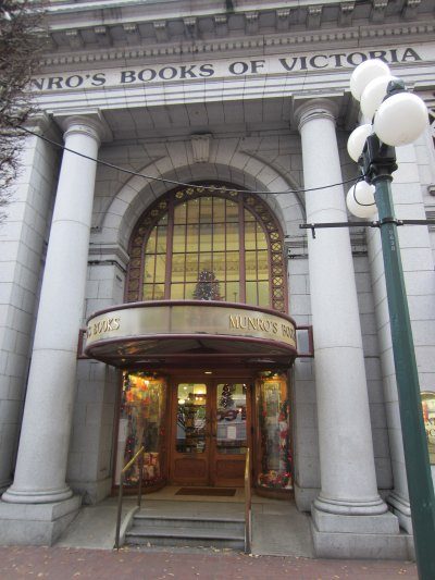 孟若書店被譽為加拿大最美書店(Another Believer@Wikipedia/CC BY-SA 3.0)