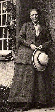 1913年5月的碧雅翠絲(Wikipedia/Public Domain)