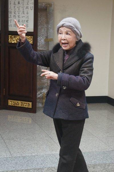 廖瓊枝(圖/文化銀行提供)