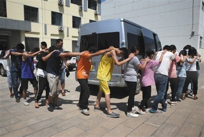 天津市近日嚴加打擊不法傳銷組織。(新華網)李文星之死