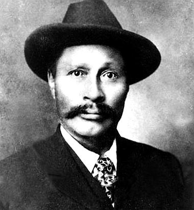 克朗代克金礦的共同發現人凱伊許。(維基百科公有領域)