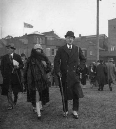 香奈兒與第二代西敏公爵葛羅斯維納(Wikipedia/Public Domain)