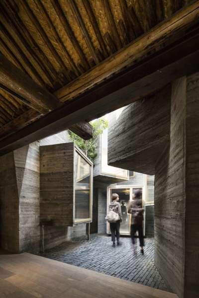 北京微胡同(2013)。(圖/©ZAO  standardarchitecture)
