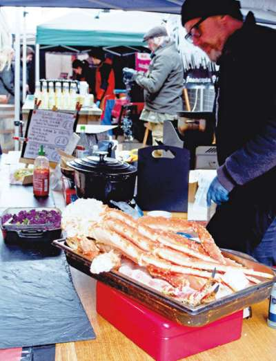 海鮮饕客的大閘蟹三明治 DO YOU CRAB。(圖/麥田出版提供)