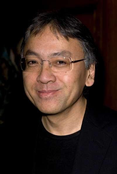 017年諾貝爾文學獎得主,日裔英國小說家石黑一雄。(美聯社)