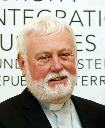 教廷外長蓋拉格(Österreichisches Außenministerium@Wikipedia / CC BY 2.0)