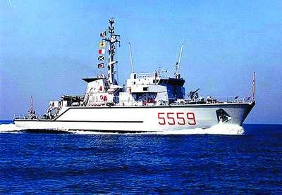 義大利Intermarine造船廠生產的萊里奇級最新衍生構型,或稱加埃塔級獵雷艦。(翻攝自neval-technology.com網站)