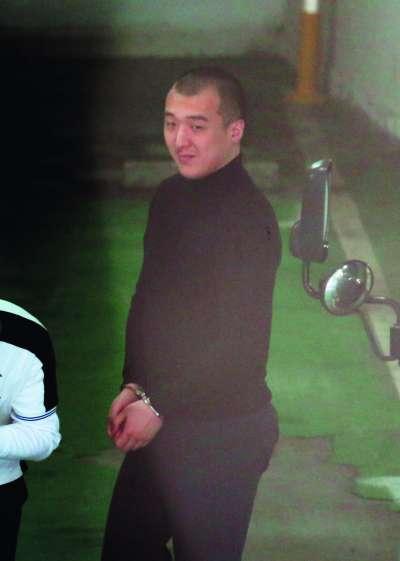 中國學生周泓旭共諜案,遭我判處1年2月。(郭晉瑋攝)